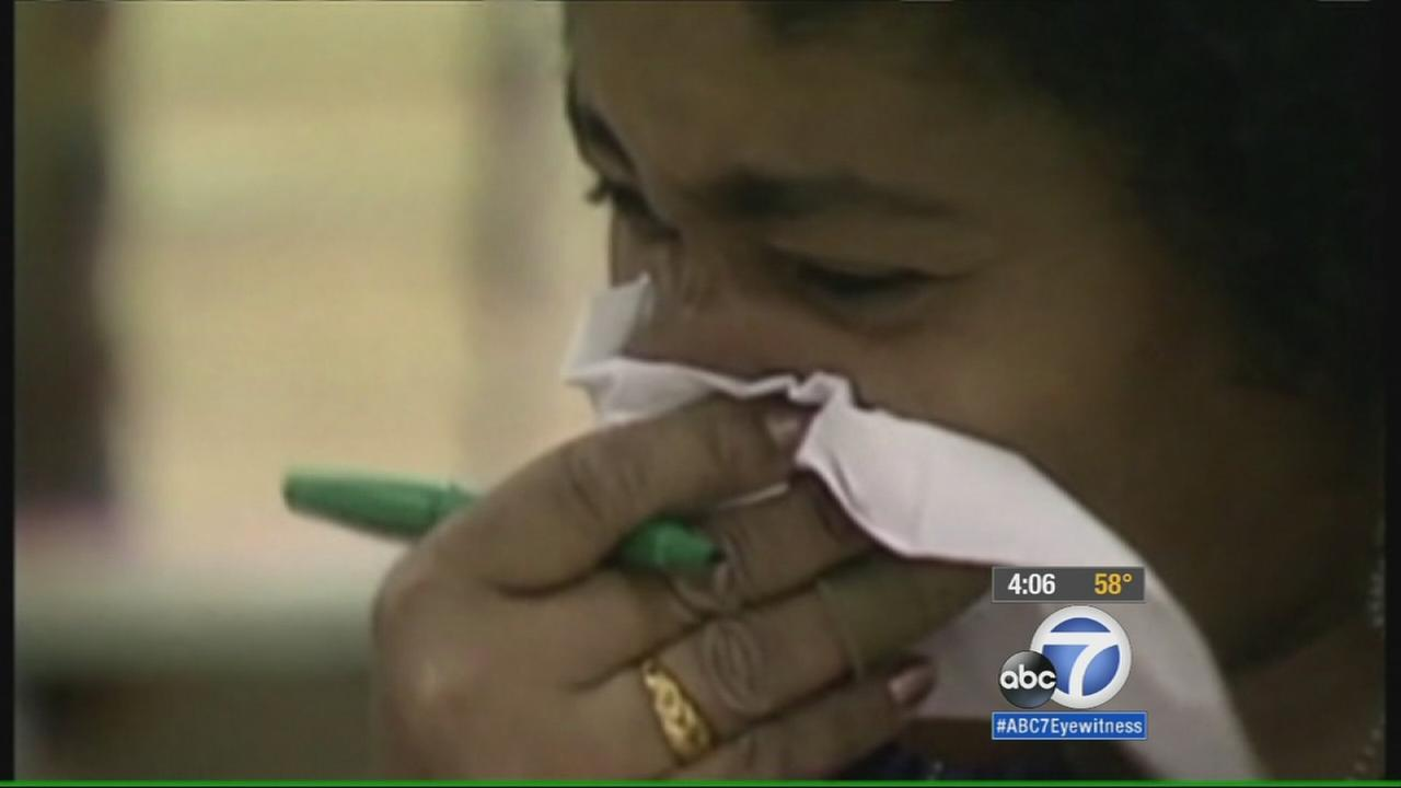 Flu season is in high gear and it is already being declared an epidemic by the Centers for Disease Control, and there is high flu activity in 22 states.