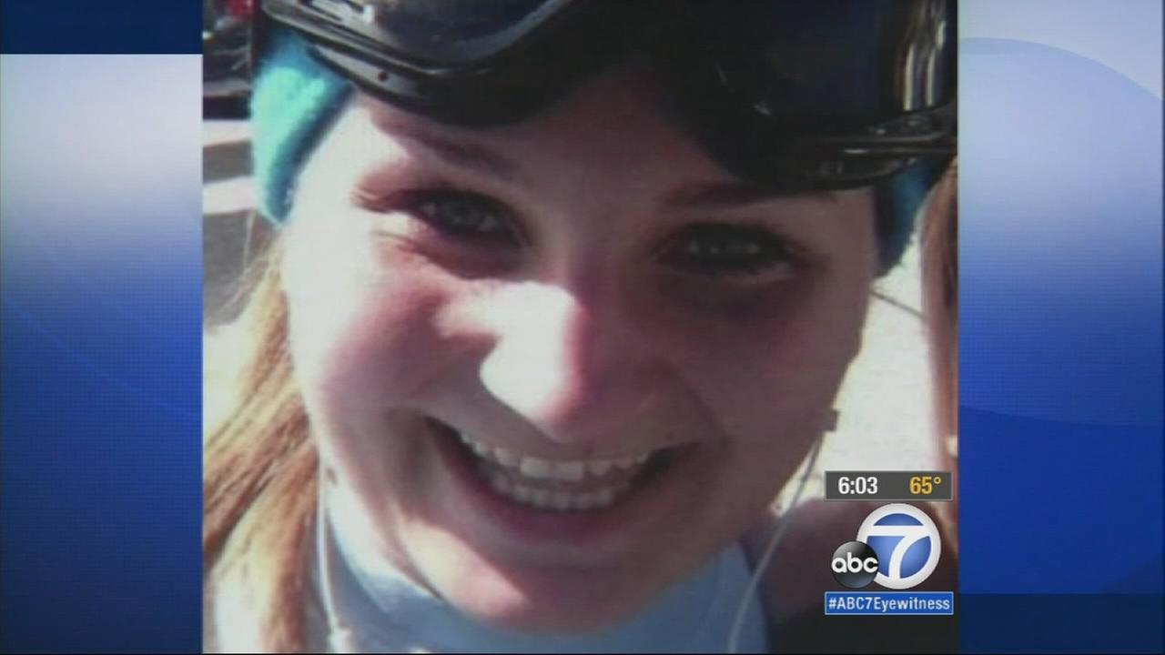 Veronika Weiss, who was killed in the Isla Vista shooting massacre, is seen in this undated file photo.