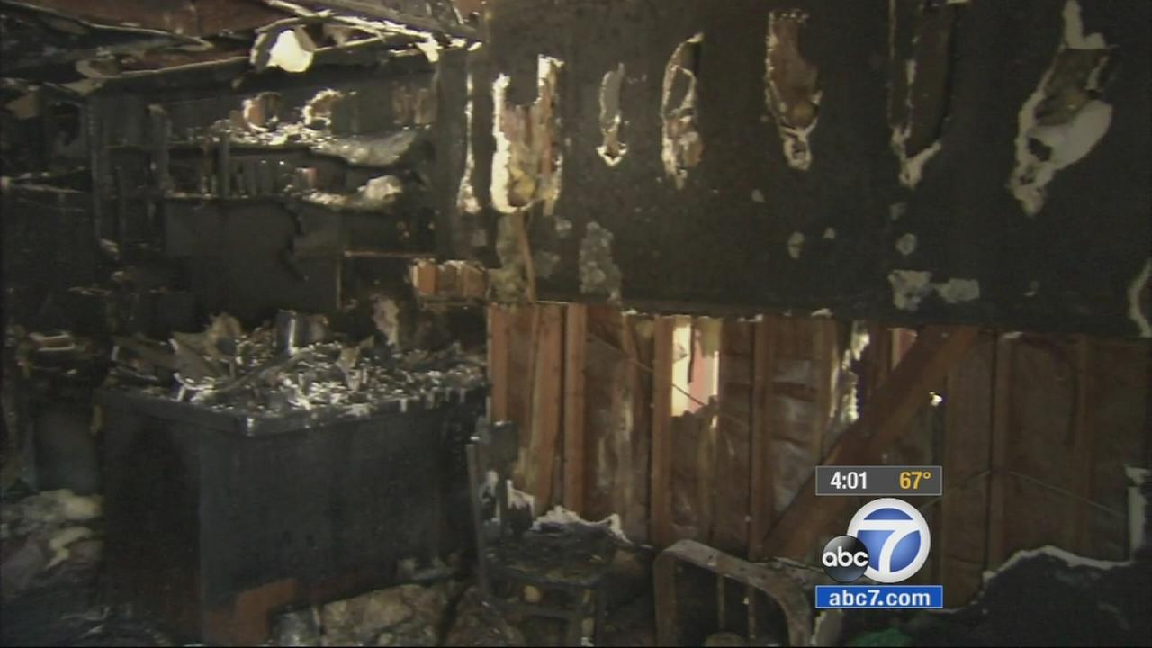 Fire investigators have determined that an unsupervised child playing with a lighter sparked the deadly blaze at a San Juan Capistrano apartment.