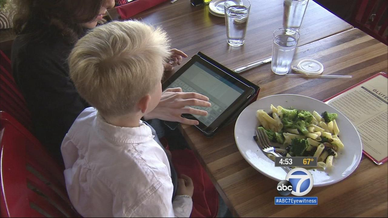 Eight-year-old Max, a blogger known as The Gluten Free Kid, hopes to help others find good, healthy gluten-free meals.