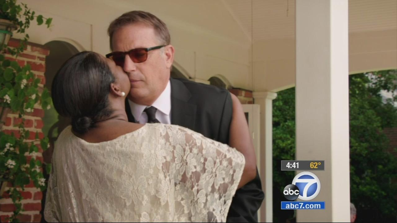 Kevin Costner, Octavia Spencer battle for child custody in the latest movie Black or White.