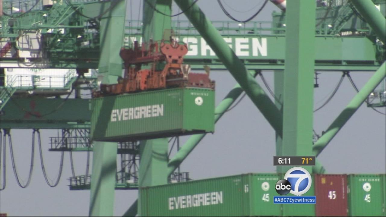 There are new calls for a swift resolution to the labor dispute impacting west coast ports, including those here in Los Angeles.