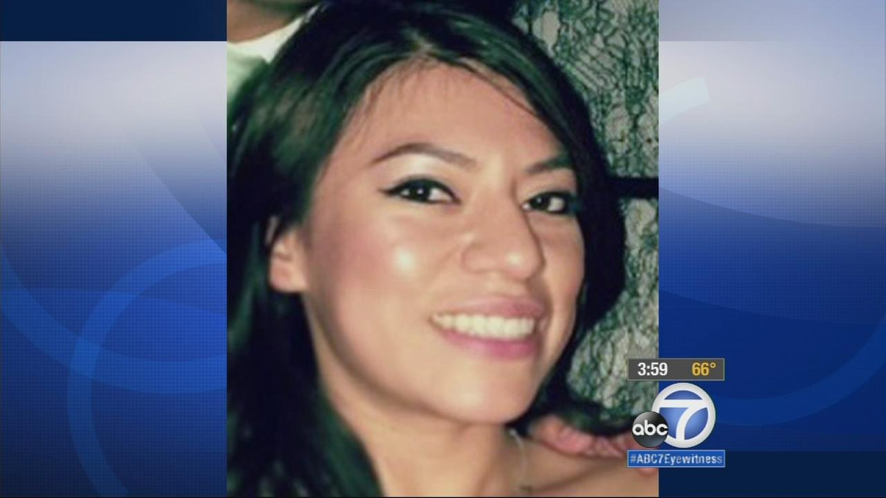 Erica Alonso, 27, has been missing since Sunday, Feb. 15, 2015. Her family is asking the public to help bring her home.