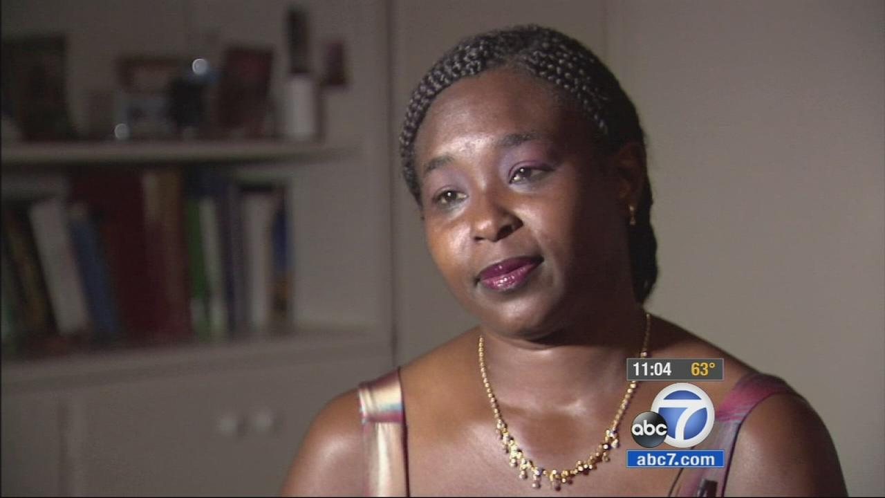 Eyewitness News spoke exclusively with a woman who talked about her brush with danger with the alleged Grim Sleeper. She relives a moment that could have been her last.