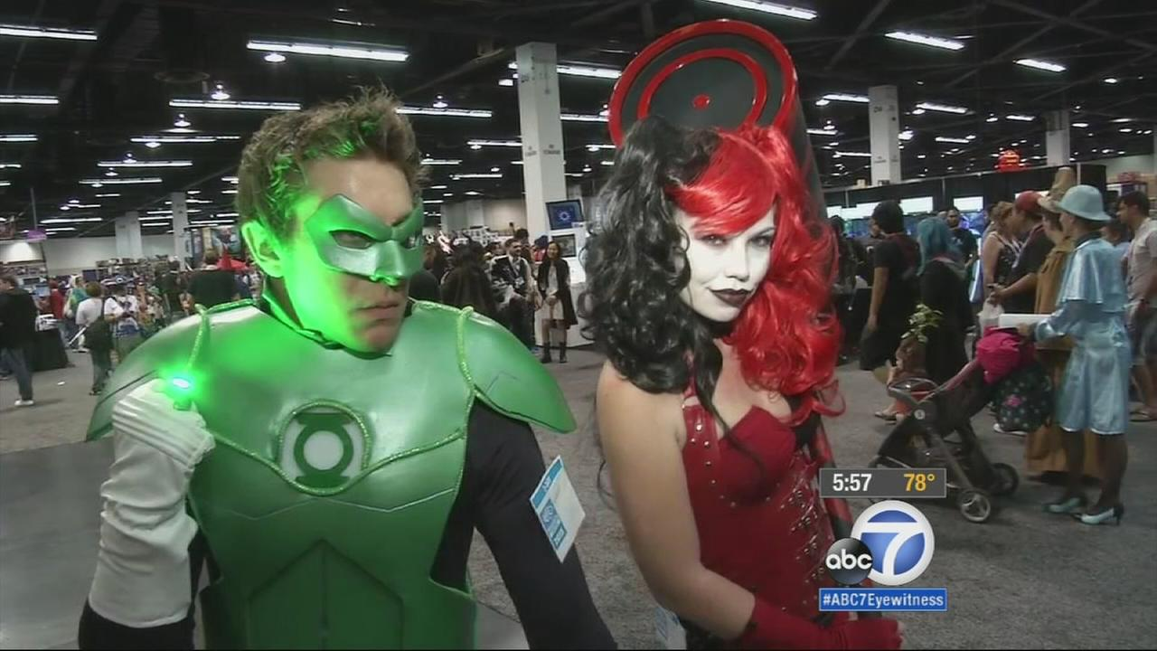 More than 60,000 pop culture fans are expected to fill the Anaheim Convention Center this weekend for WonderCon.