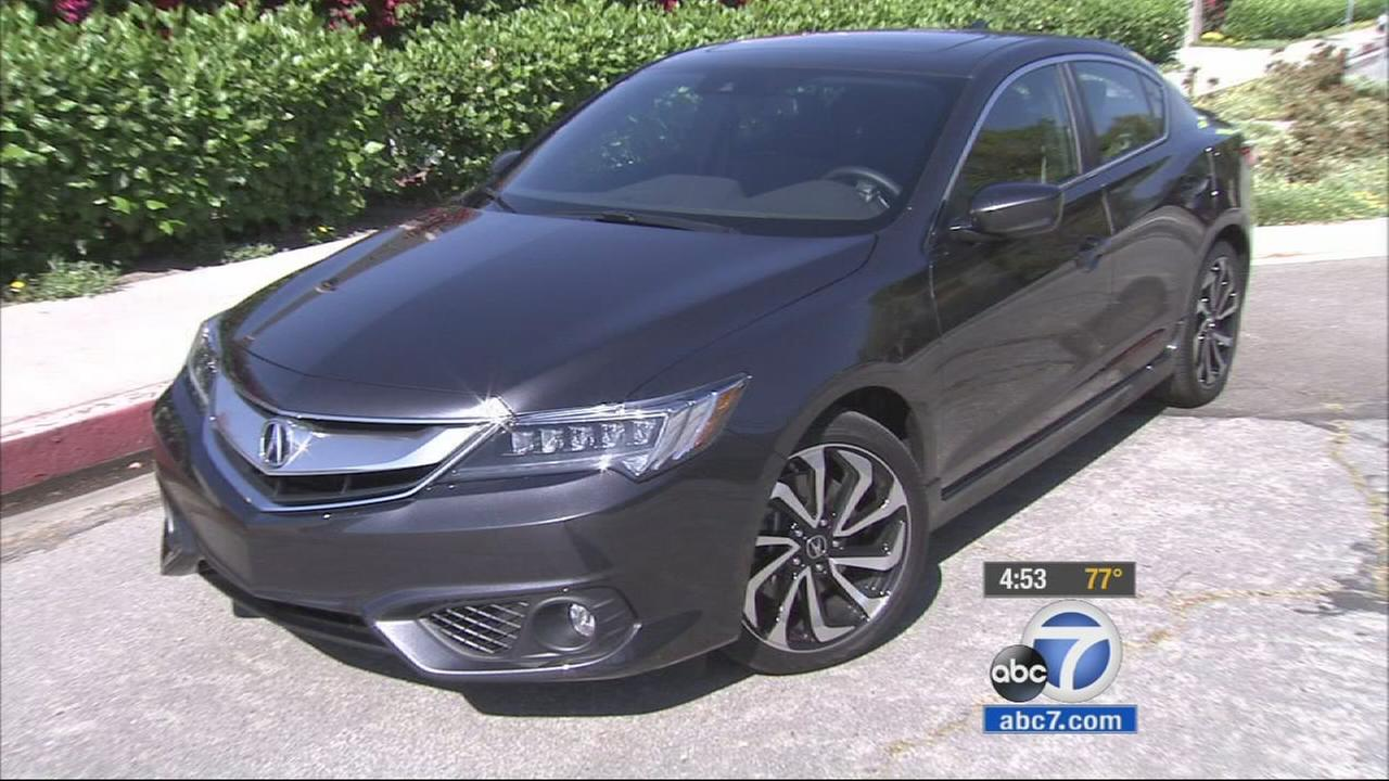 The second generation car has an extra dose of style and it mimics the design theme of the larger TLX, which was introduced last year.