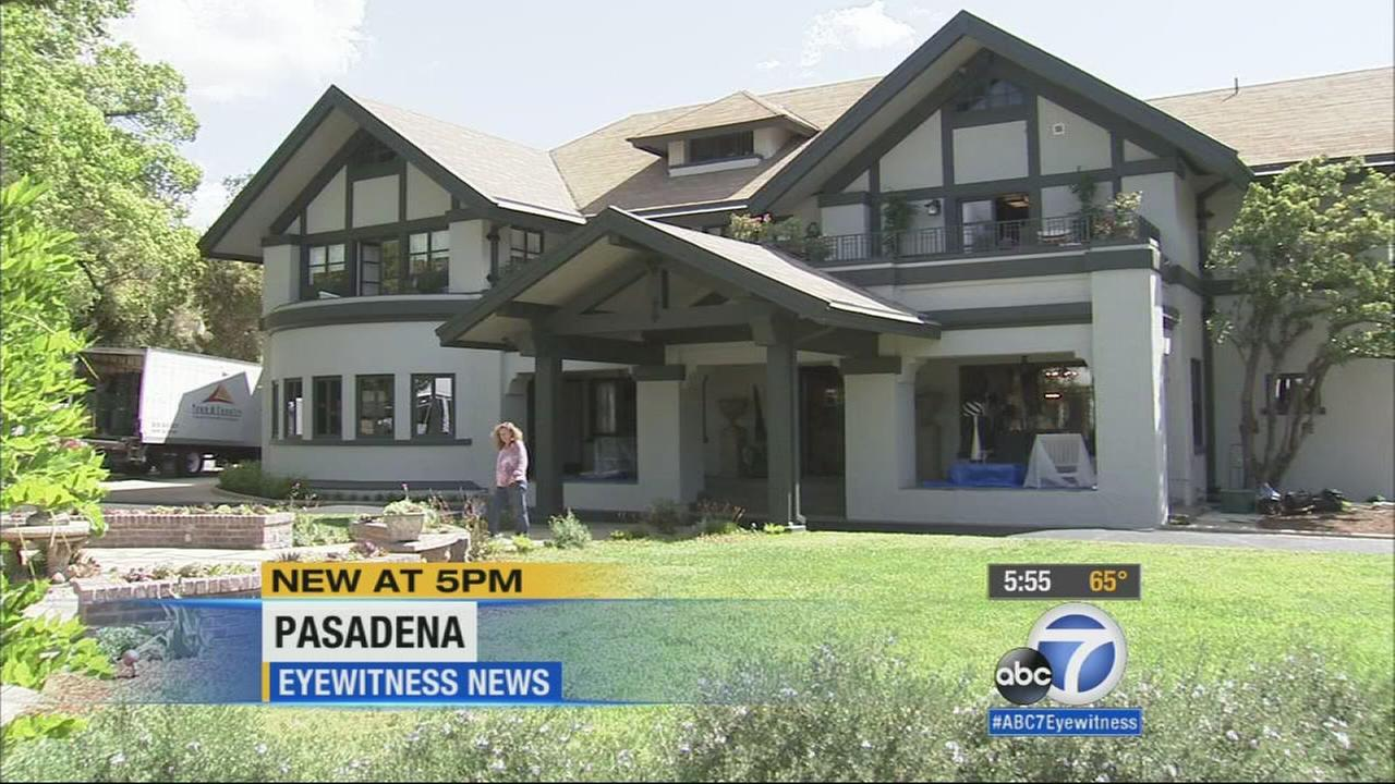 Sneak Peek At Pasadena Showcase House Of Design Abc7com