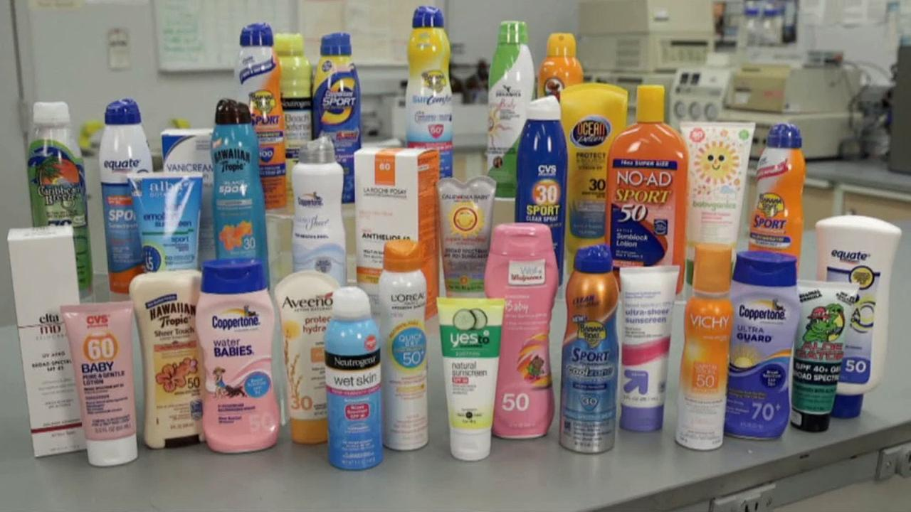Consumer Reports tested several sunscreens to see if their SPF claims were true.