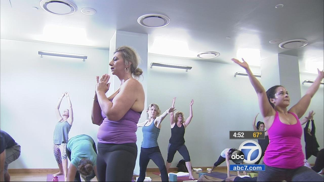 Full Figured People Intimidated By Traditional Yoga Classes Alternatives Available