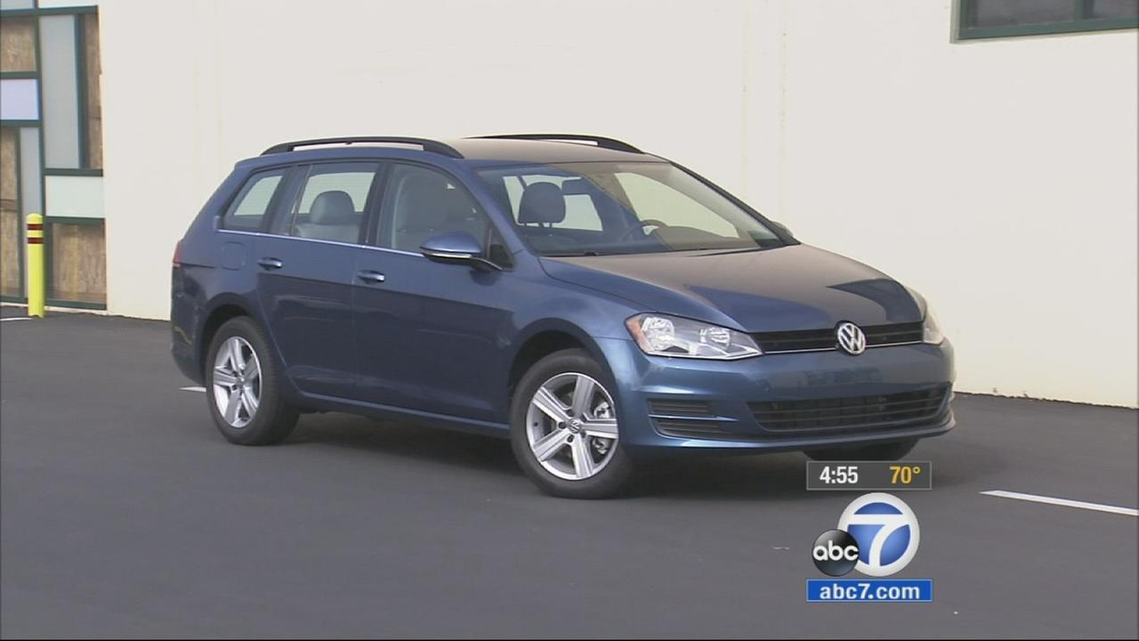 Volkswagen has released the new Golf SportWagen, a station wagon that features great gas mileage and a 6-speed manual option that is perfect for wagon enthusiasts.