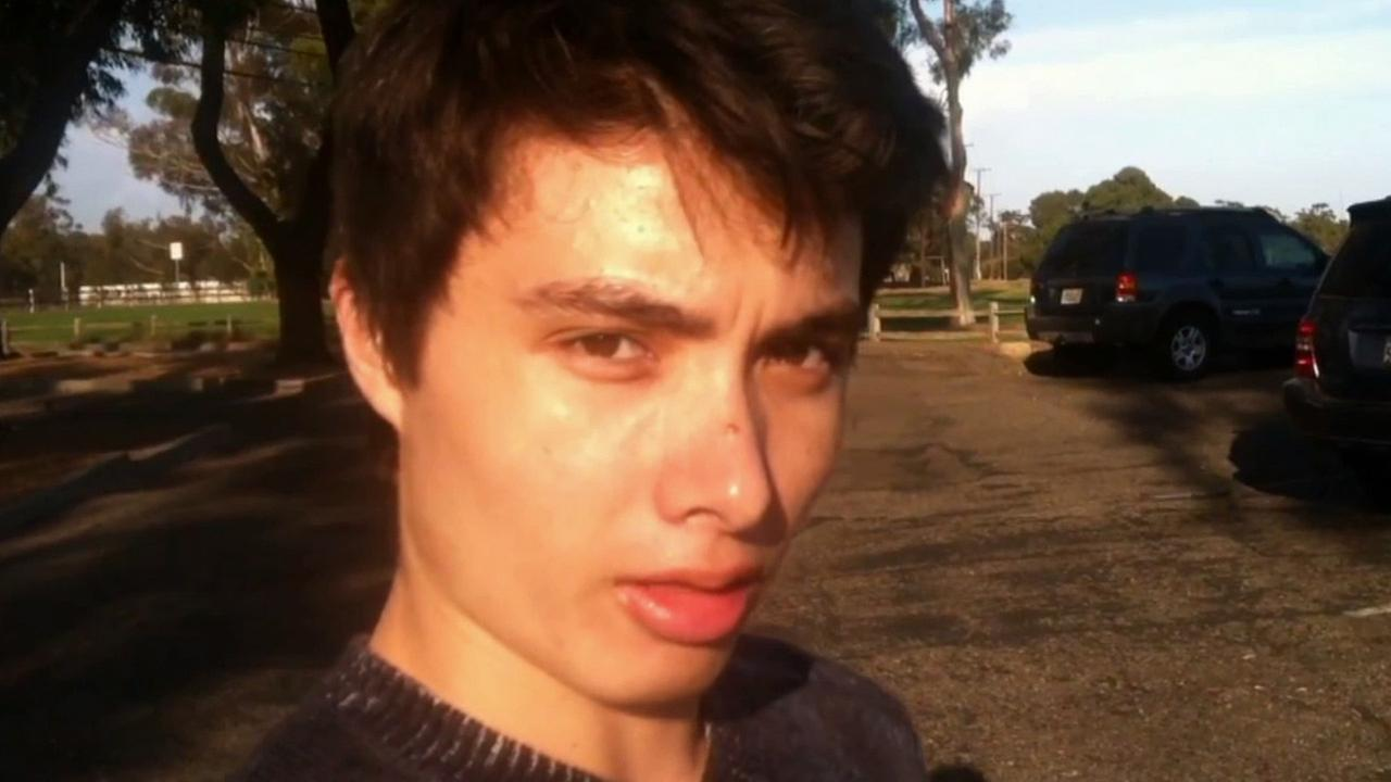 Elliot Rodger, 22, is accused of fatally shooting three people, fatally stabbing three males in his apartment, and injuring 13 others in a murderous rampage in Isla Vista.