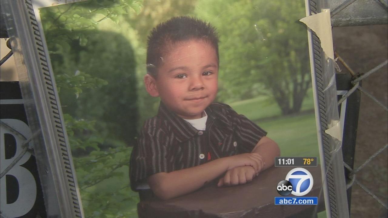 Daniel Munoz, 4, is shown in undated file photo.