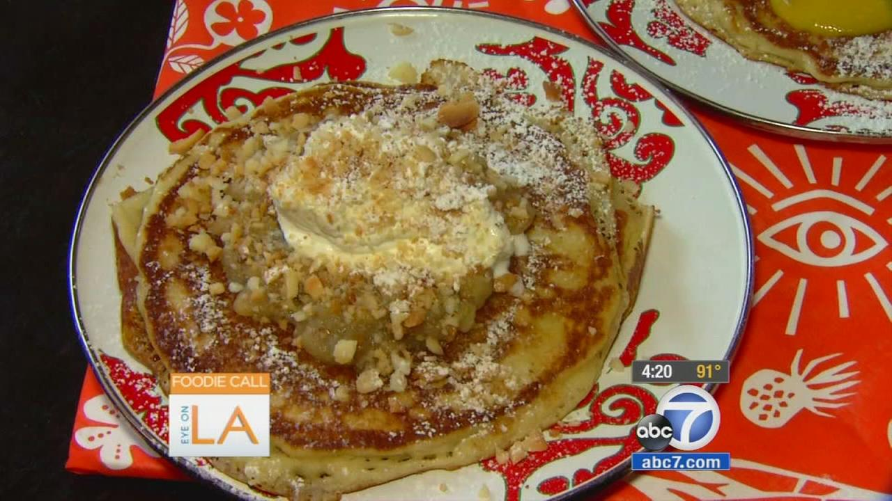 Eye on L.A. explored a breakfast favorite in Culver City for this weeks Foodie Call.