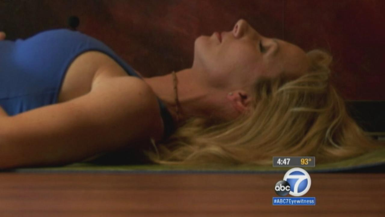 6 simple yoga moves may help you sleep better