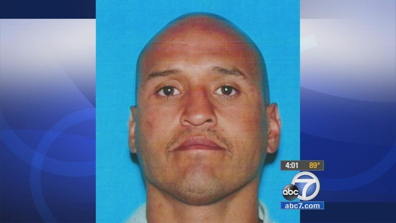 Eddie Tapia is seen in this photo released by the California Department of Motor Vehicles.