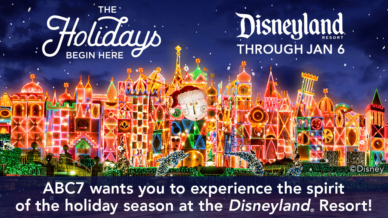 The ABC7 Morning Show wants to give you a chance to win a family 4-pack of tickets to visit the Disneyland® Resort!