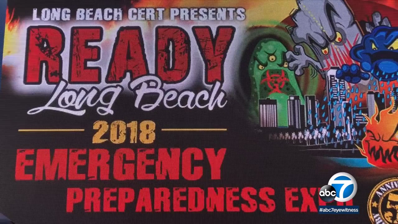 READY Long Beach promotes emergency preparedness
