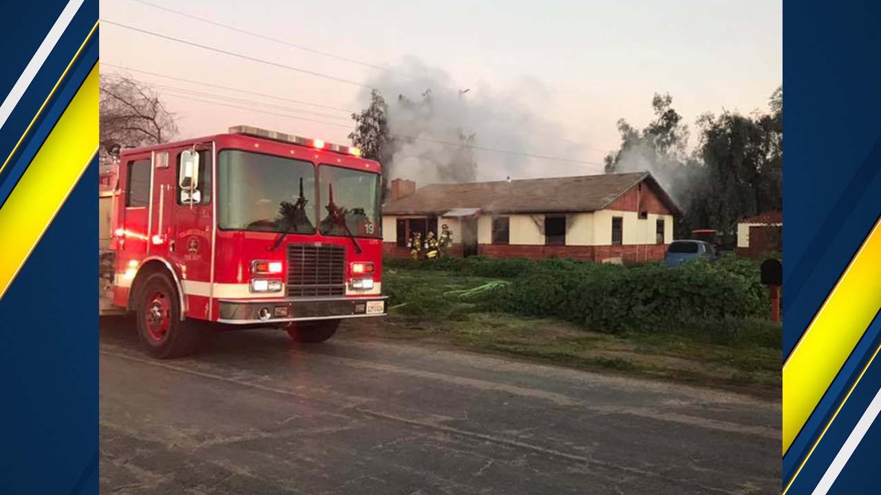 The Tulare County Fire Department is investigating the cause of a house fire in Porterville.