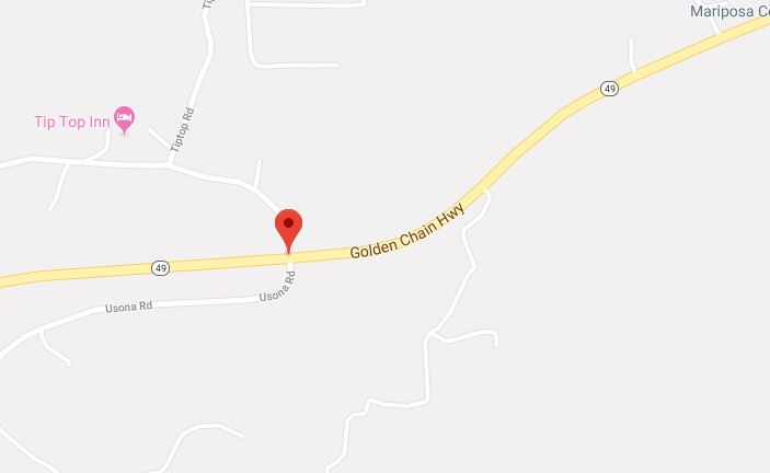 Driver killed after crashing into garbage truck in Mariposa