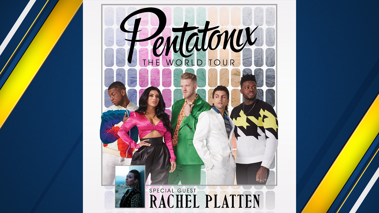 Pentatonix, a world-renowned a cappella group, has announced it will be performing at the Save Mart Center in May.