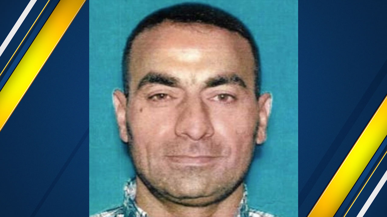 Photo of Omar Ameen, a 45-year-old Iraqi refugee who was arrested Wednesday in Sacramento on a warrant alleging that he killed an Iraqi policeman in 2014 while serving with ISIS.