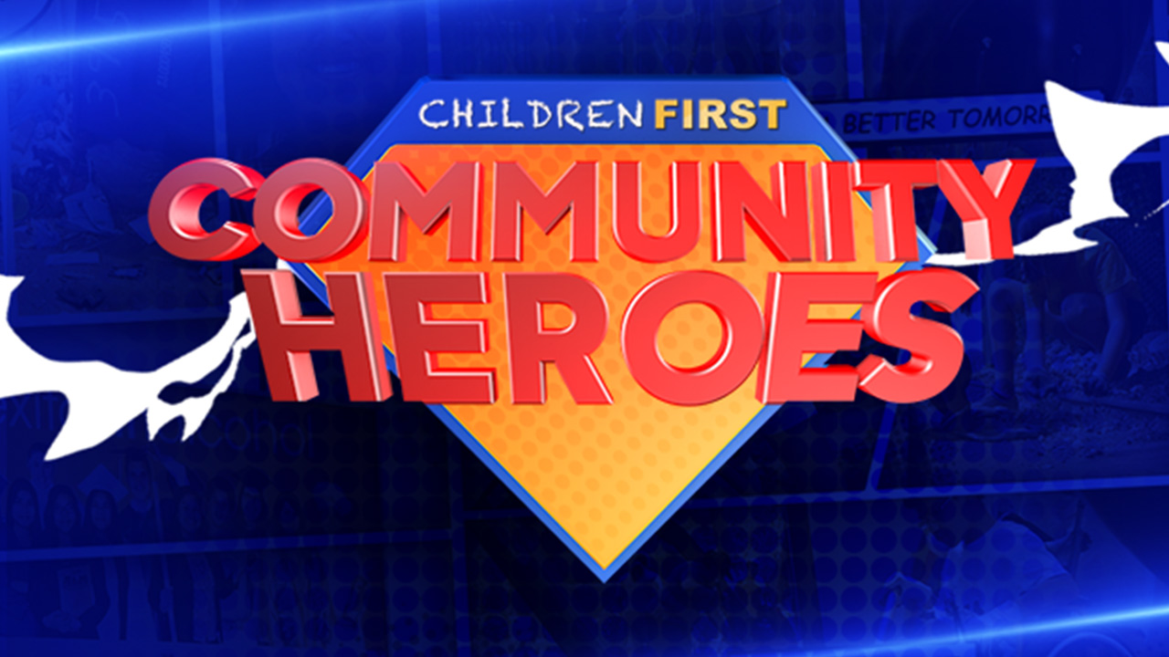 Children First: Community Heroes