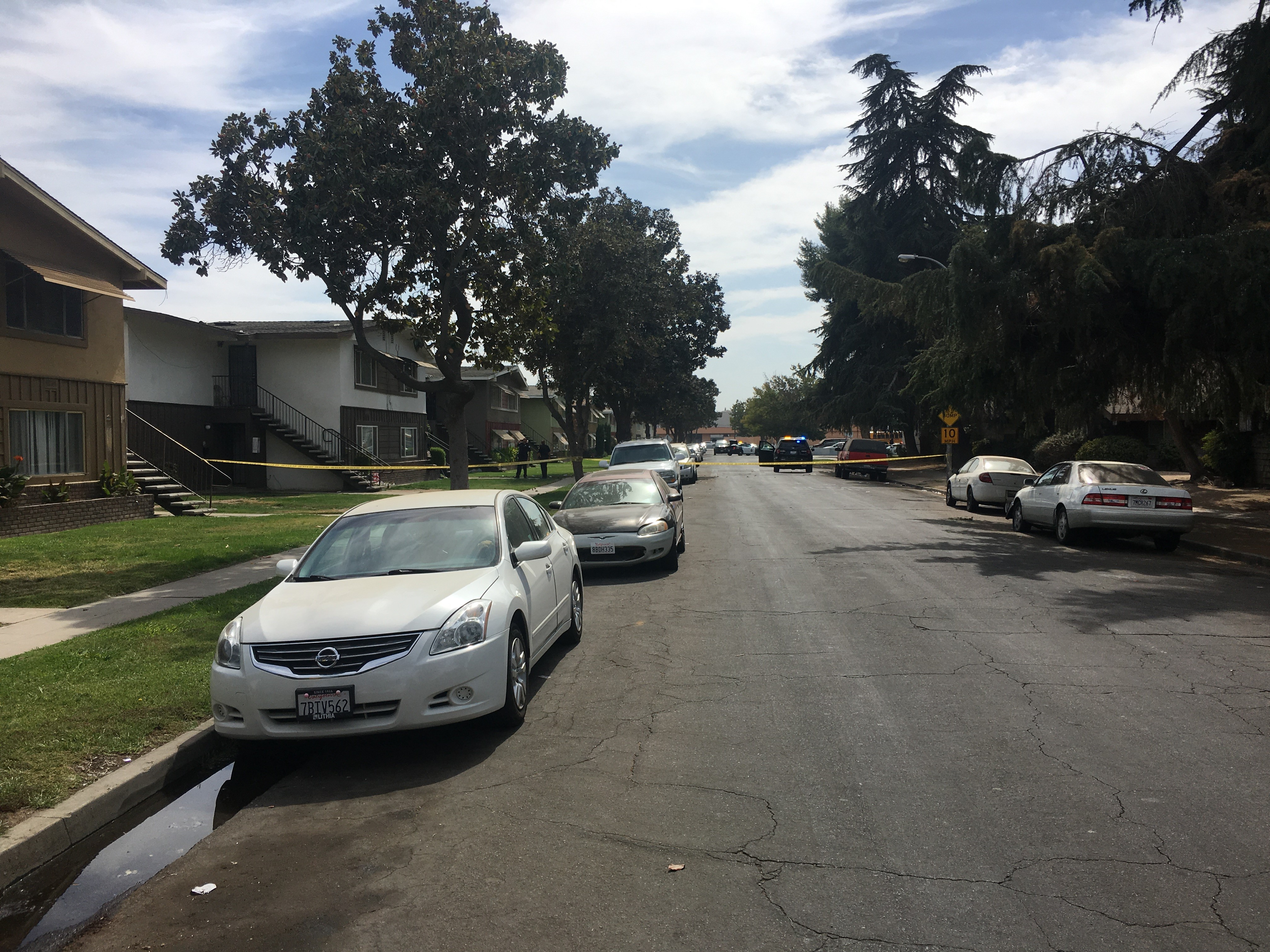 24-year old man shot while playing video game in Central Fresno