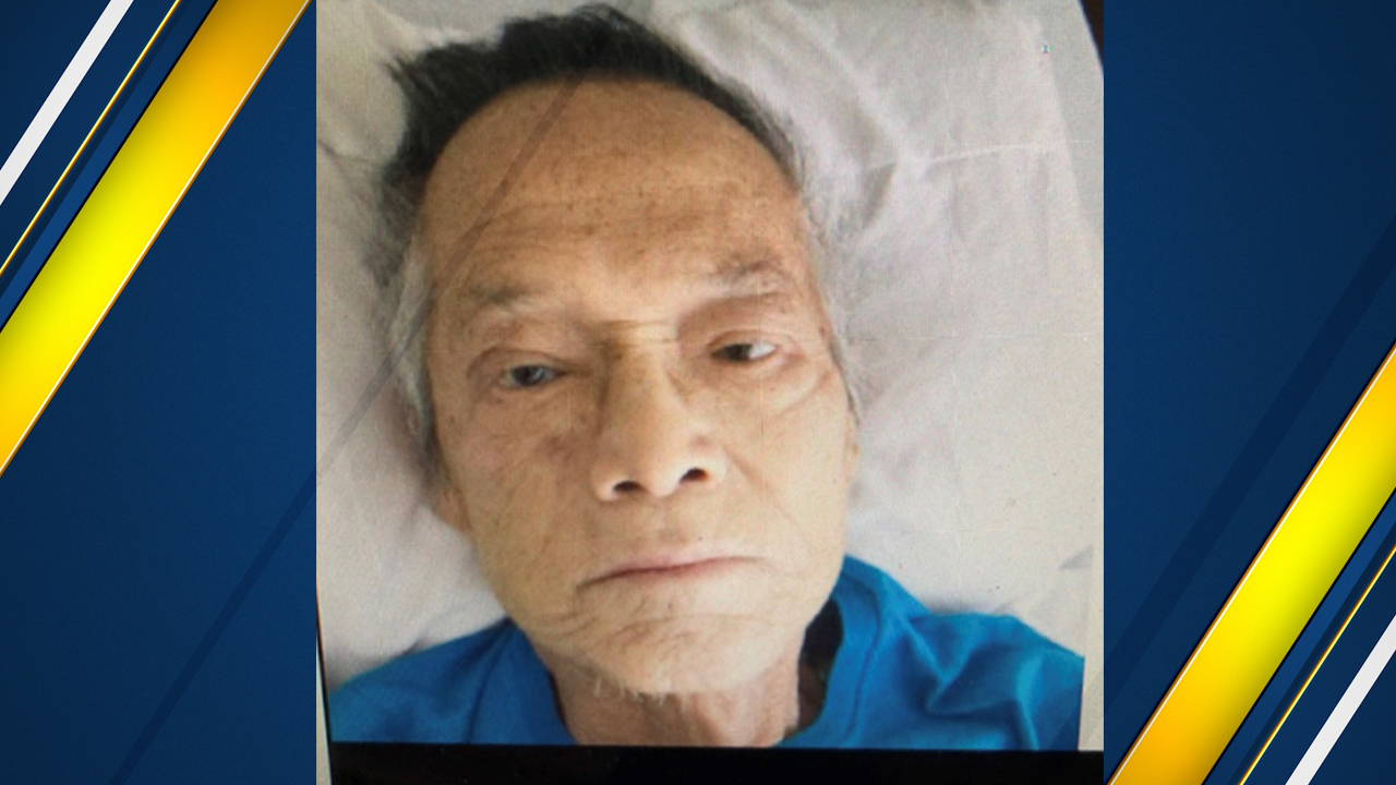 The Merced Police Department is looking for a missing elderly man who walked away from the La Sierra Care Center.
