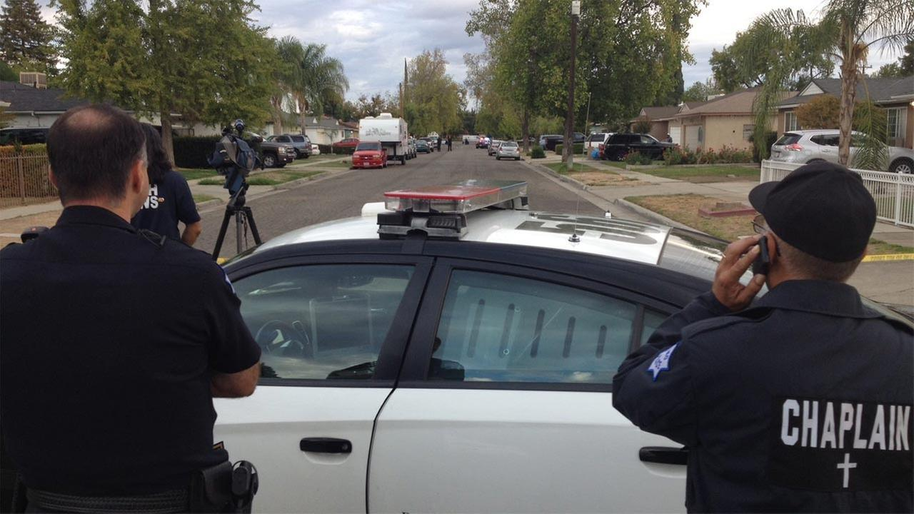 Man shot, killed by police after stabbing in NE Fresno