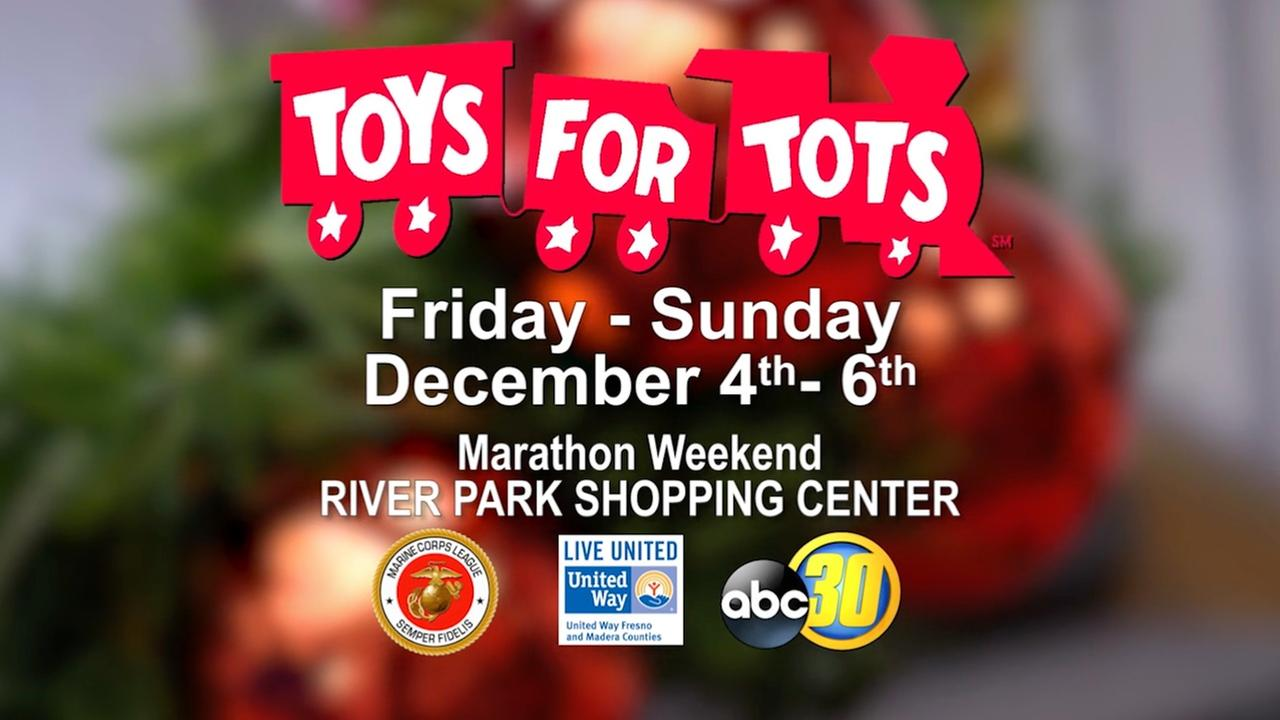 Toys for Tots Marathon Weekend