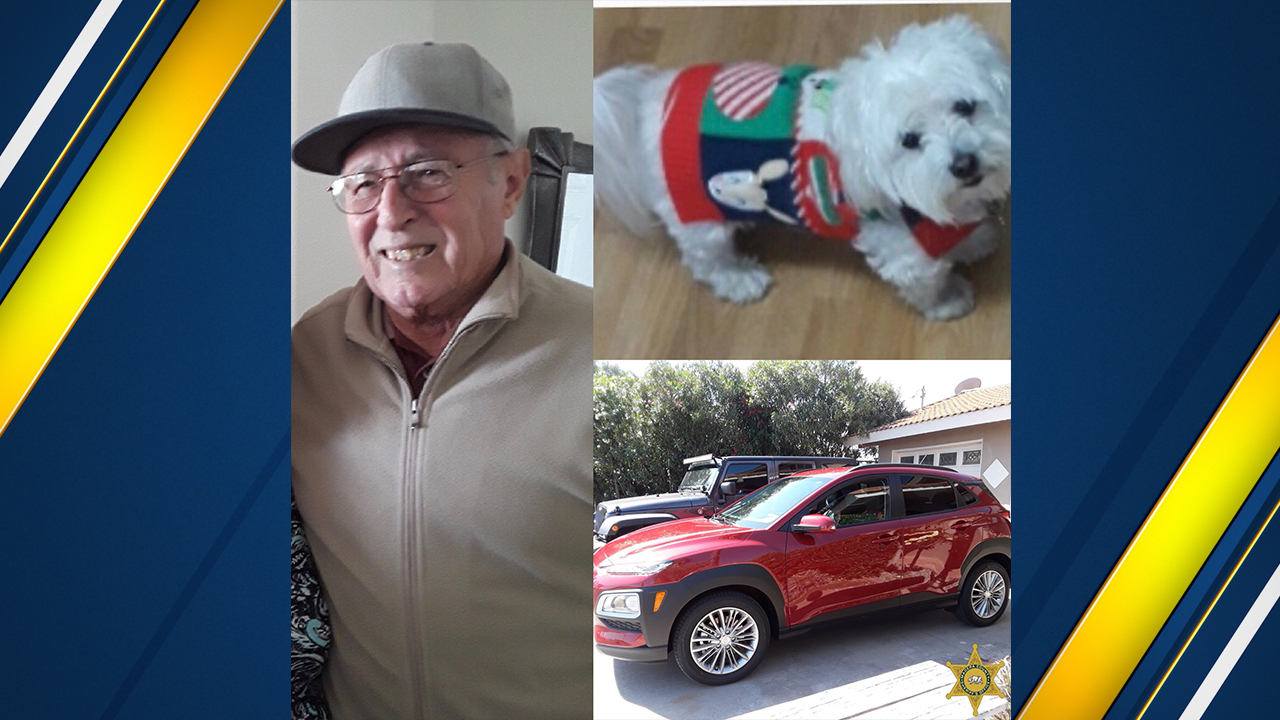 At-risk missing elderly man has been found, reunited with family