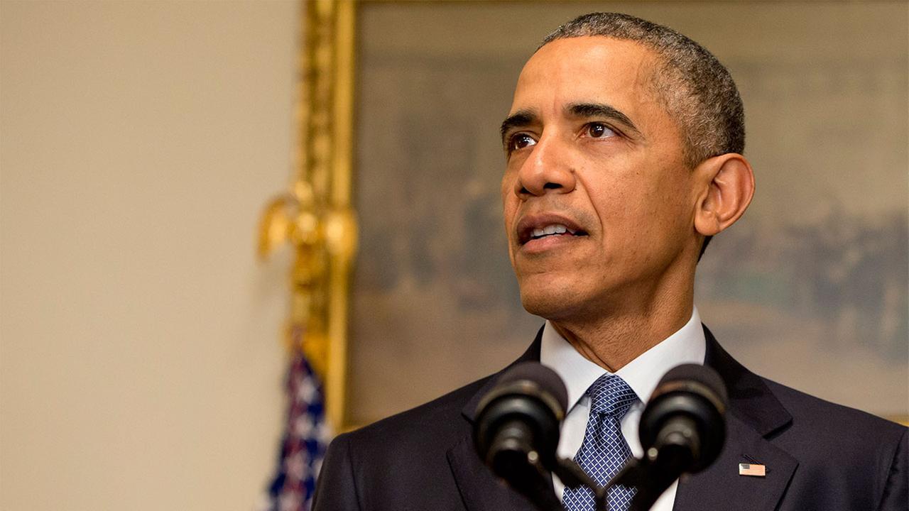 Obama hails climate deal