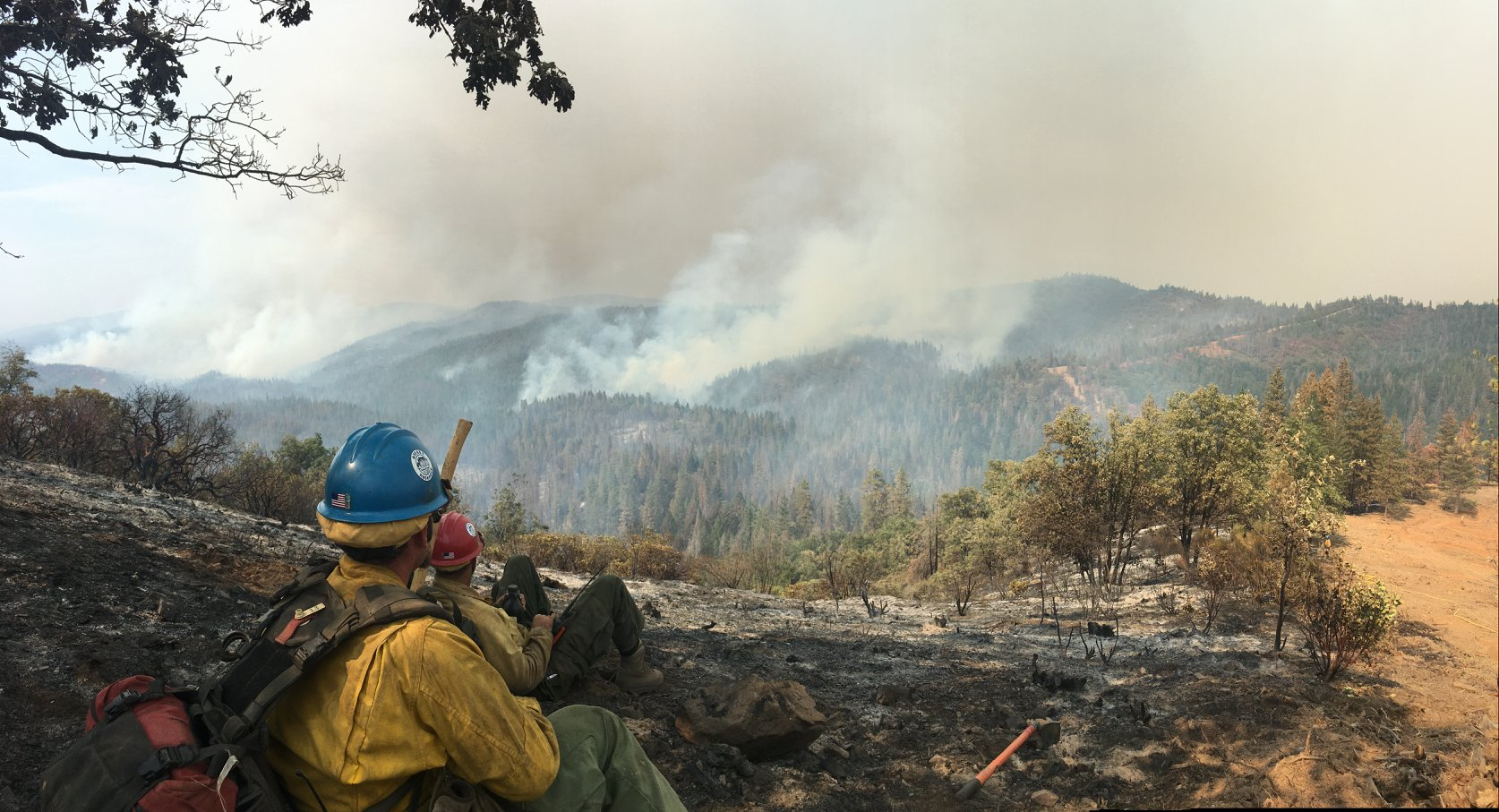 The Ferguson Fire which started on July 13 is officially out, according to the United States Forest Service.
