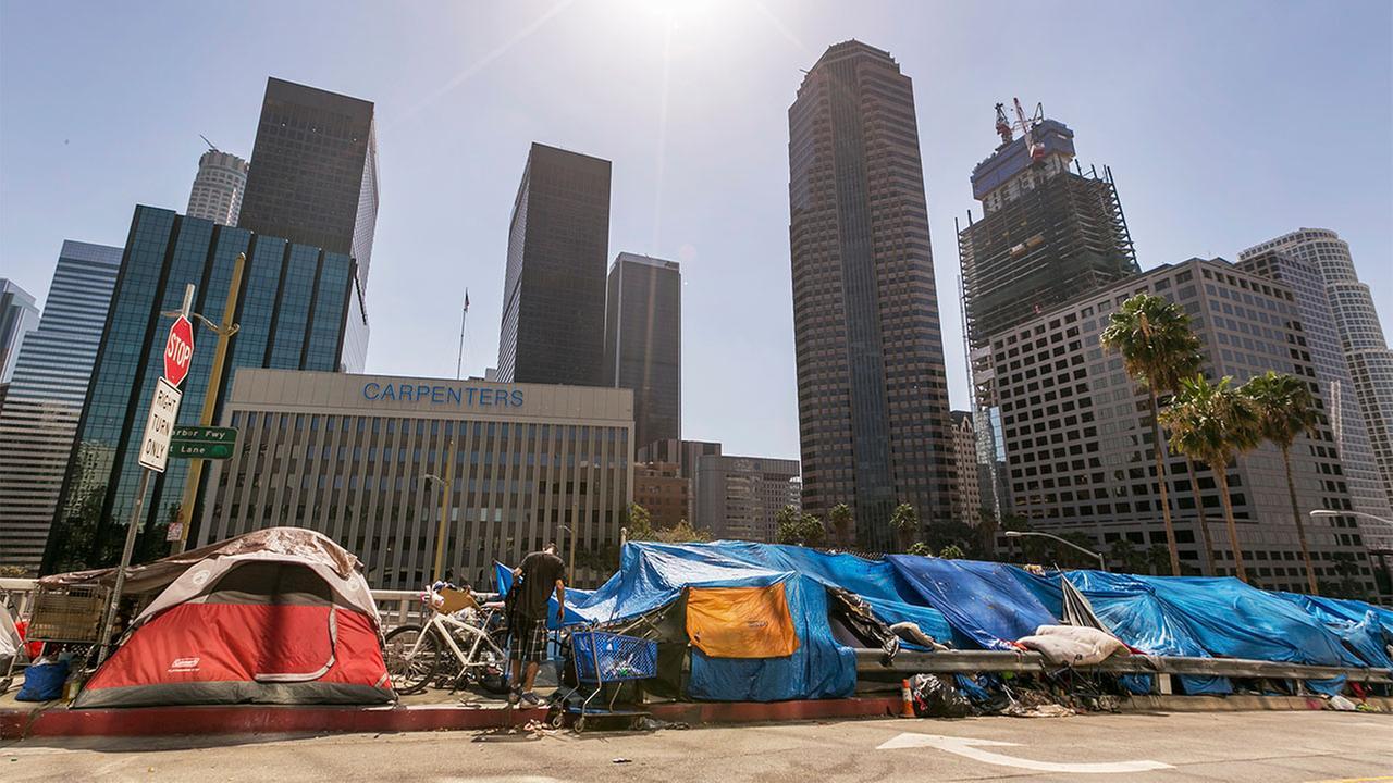 California Homeless