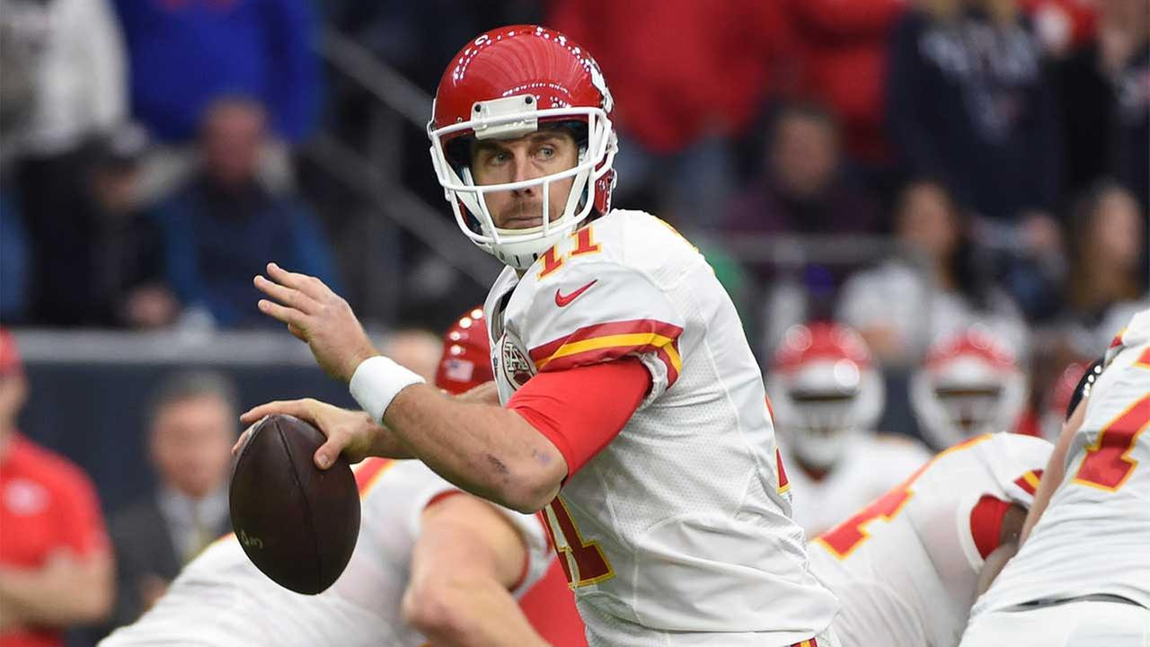 Chiefs trounce Texans 30-0 in NFL playoff opener, first postseason win since 1994