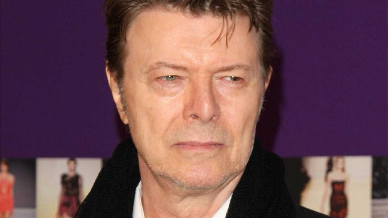 In this June 7, 2010 file photo, David Bowie attends the 2010 CFDA Fashion Awards in New York.
