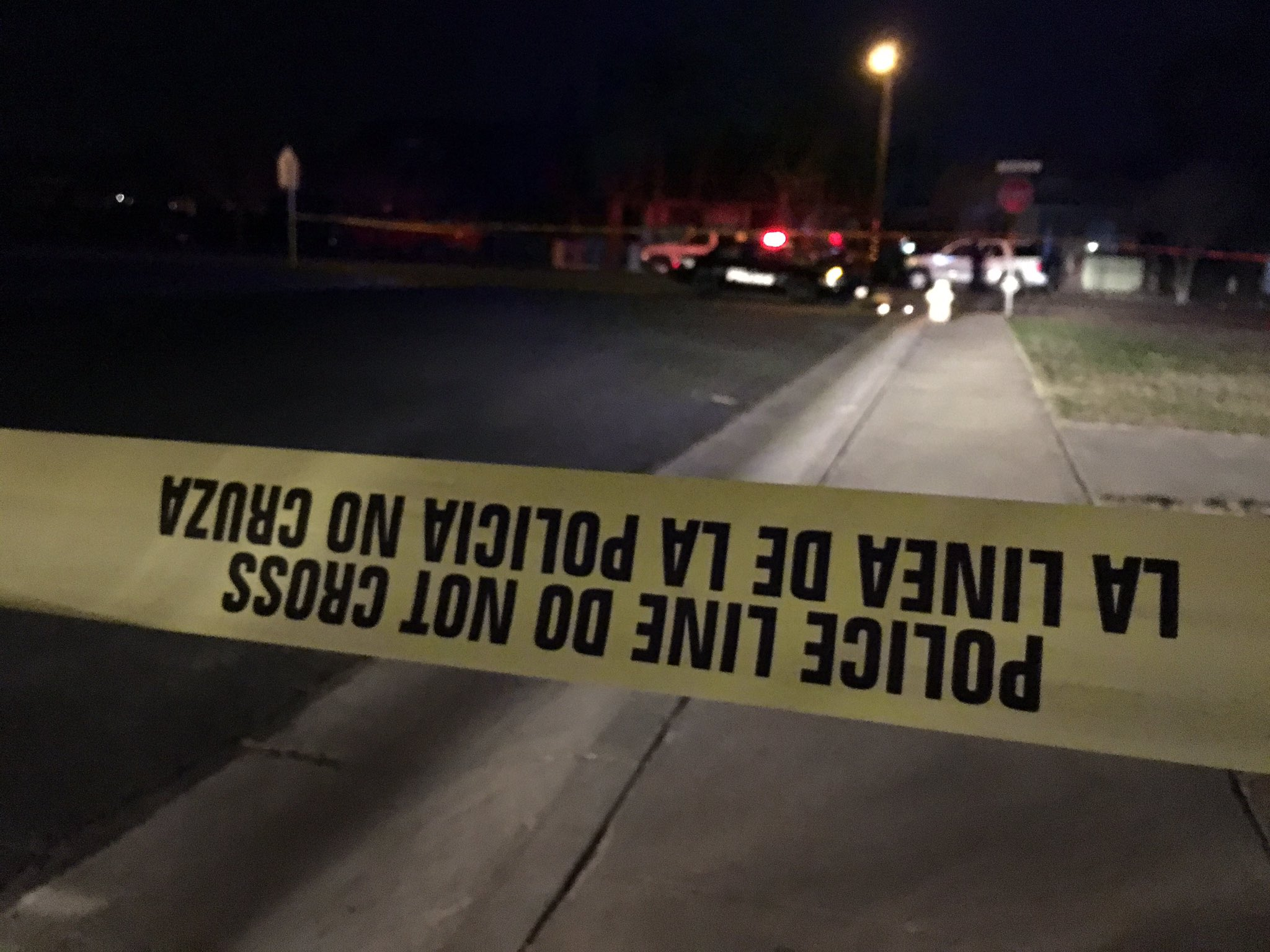 Man in critical condition after being shot outside a home in Lindsay