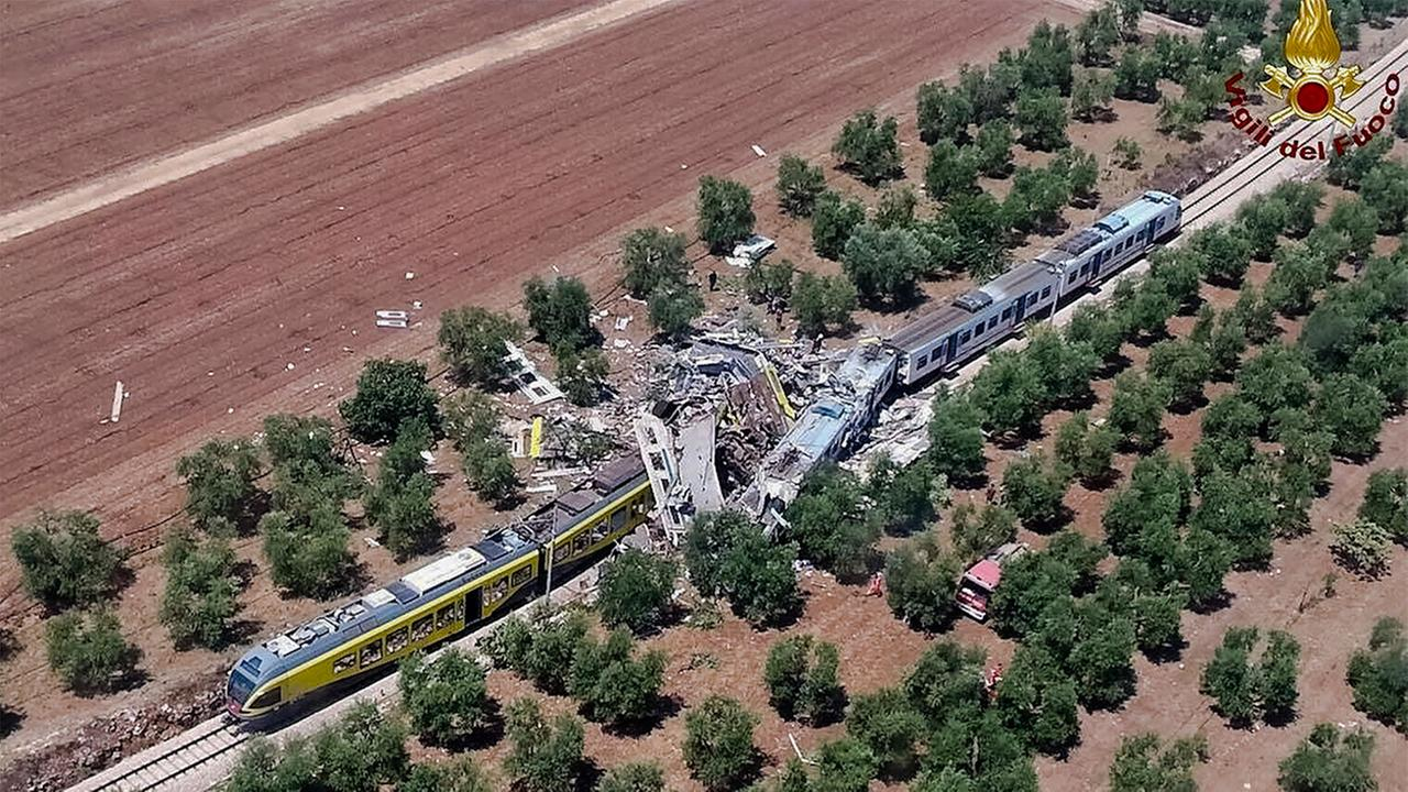 Italian Train Crash