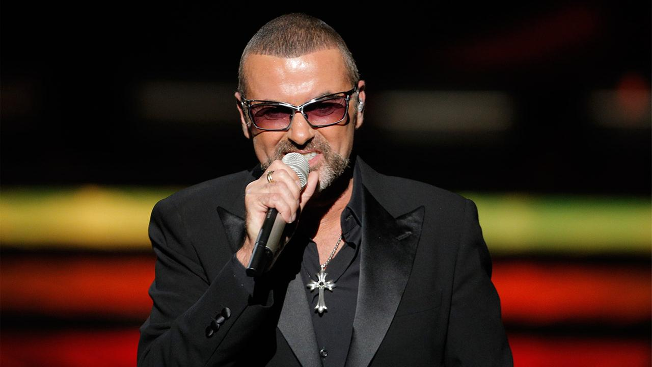 George Michael in France