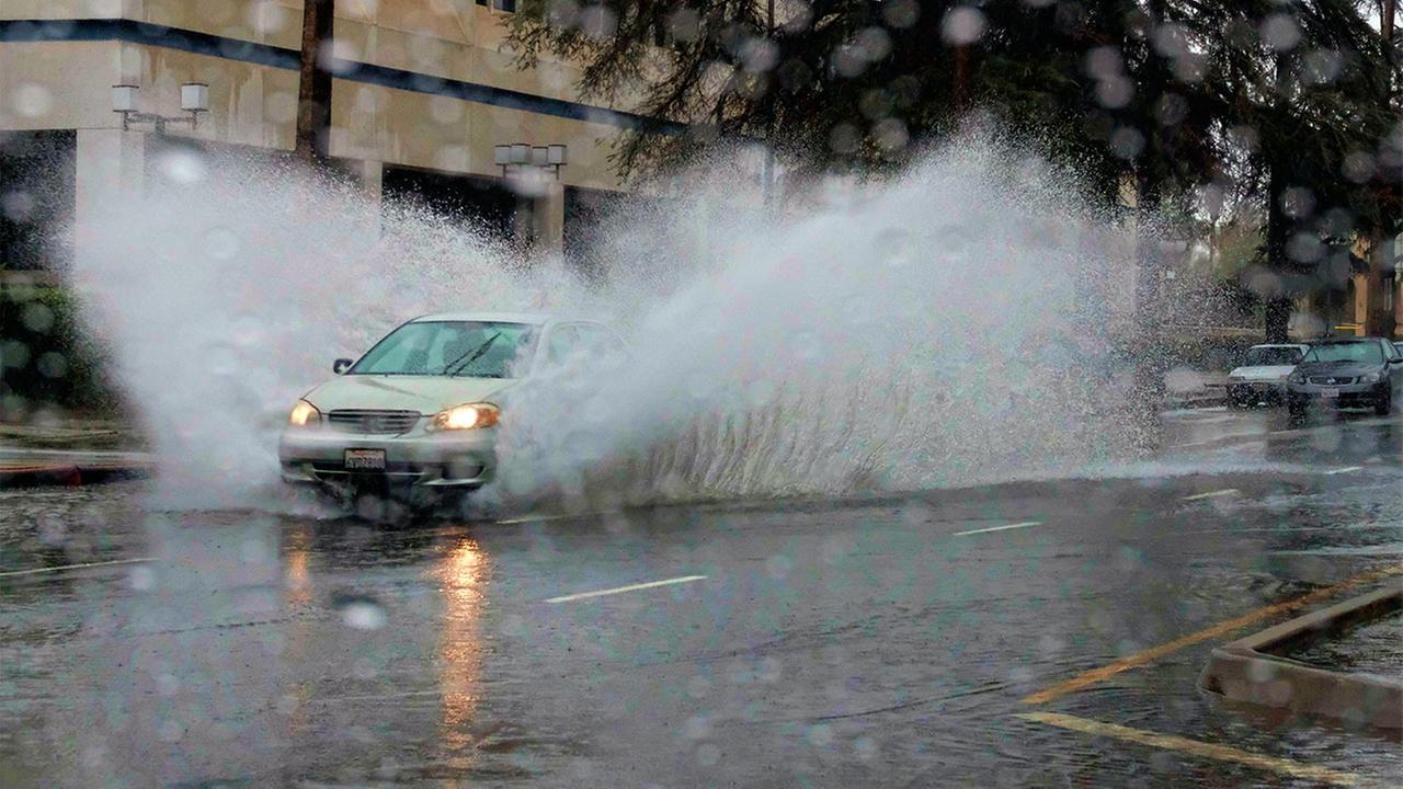 CA Flooding