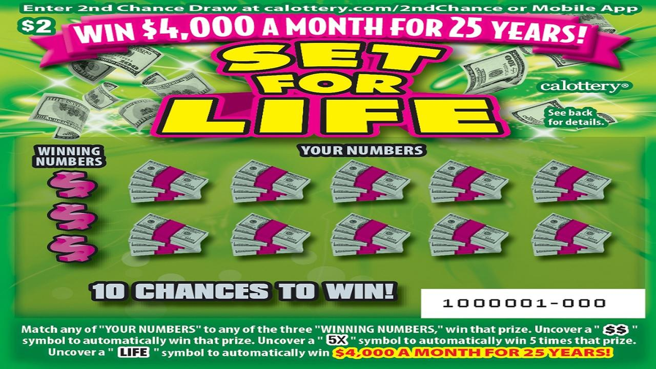 Grandmother Of Five Wins 12 Million Dollars From Scratchers Ticket