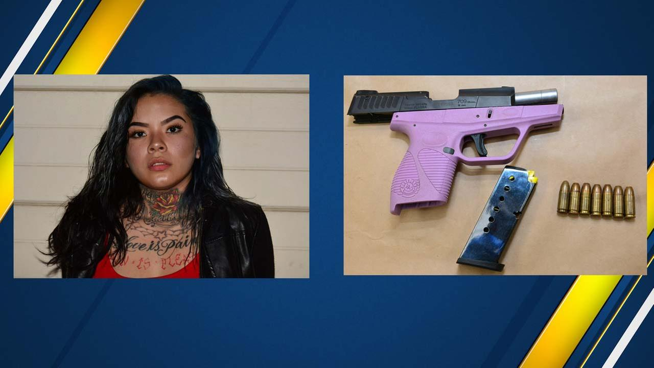 Fresno Police arrest gang members after finding loaded hand gun in car with infant