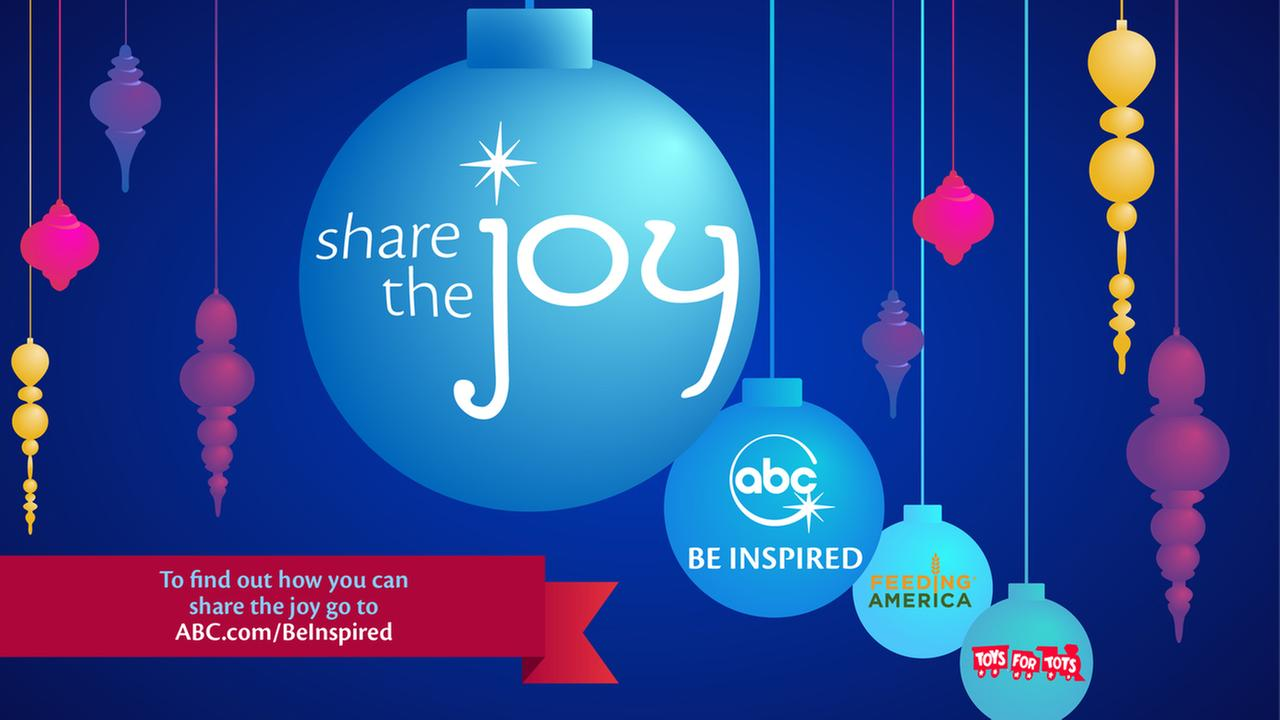 Share the Joy During the Holidays