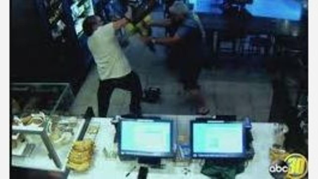Trial time for accused robber upended by Good Samaritan in dramatic video