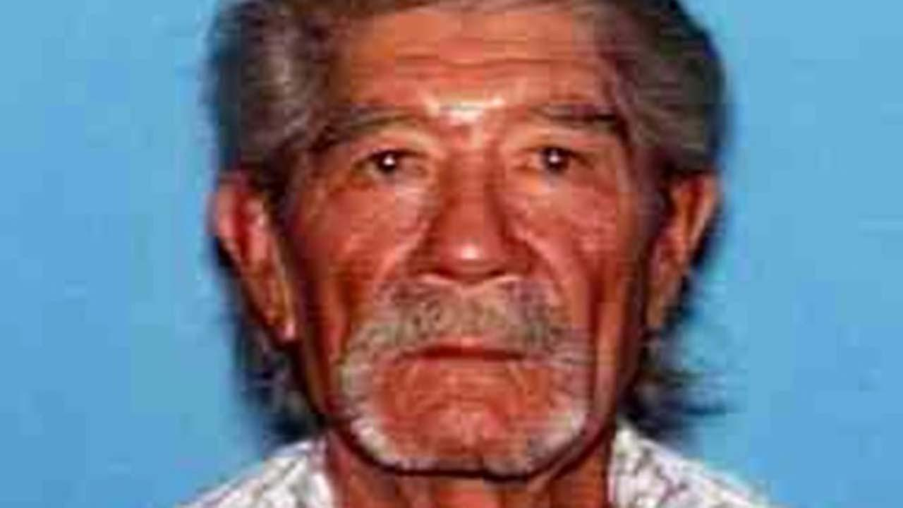 Fresno Sheriff's Department searching for at-risk elderly man with dementia