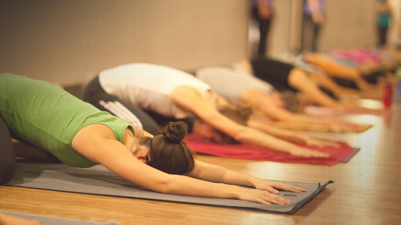 This Yoga Program Helps Victims of Domestic Violence Heal picture