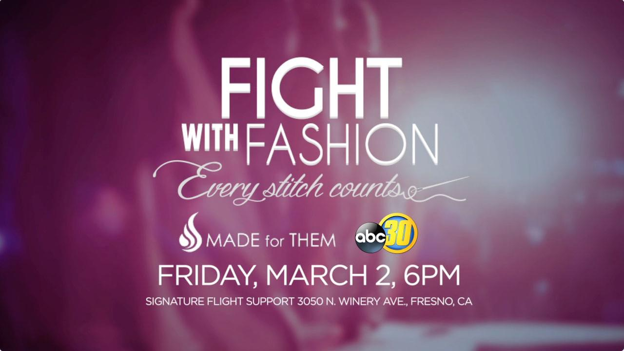 Fifth Annual Fight With Fashion benefiting Made for Them