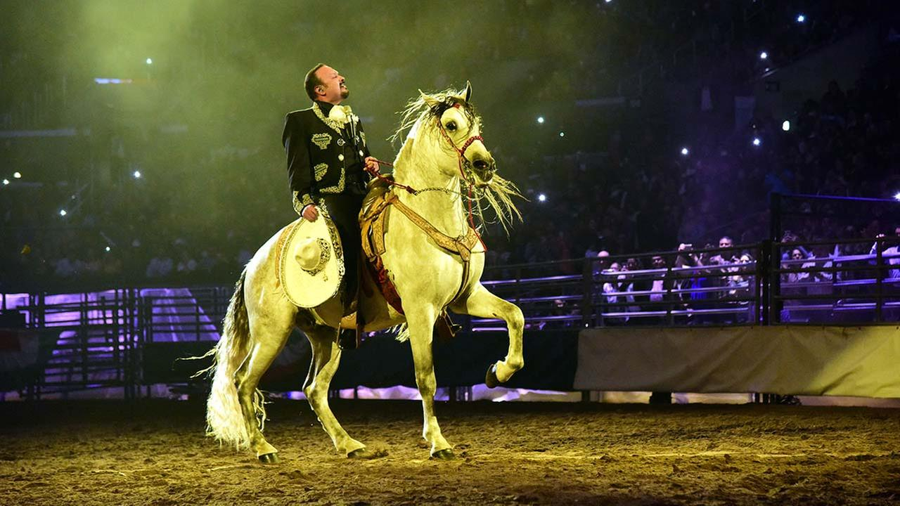 Singer Pepe Aguilar announces Sept. 2 concert at Save Mart Center