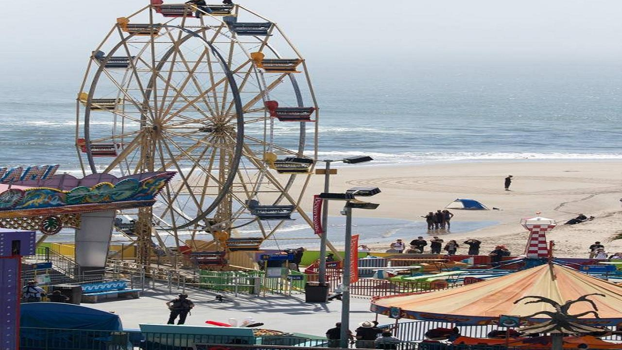 Santa Cruz Beach Boardwalk closes Ferris Wheel after nearly 60 years of thrills