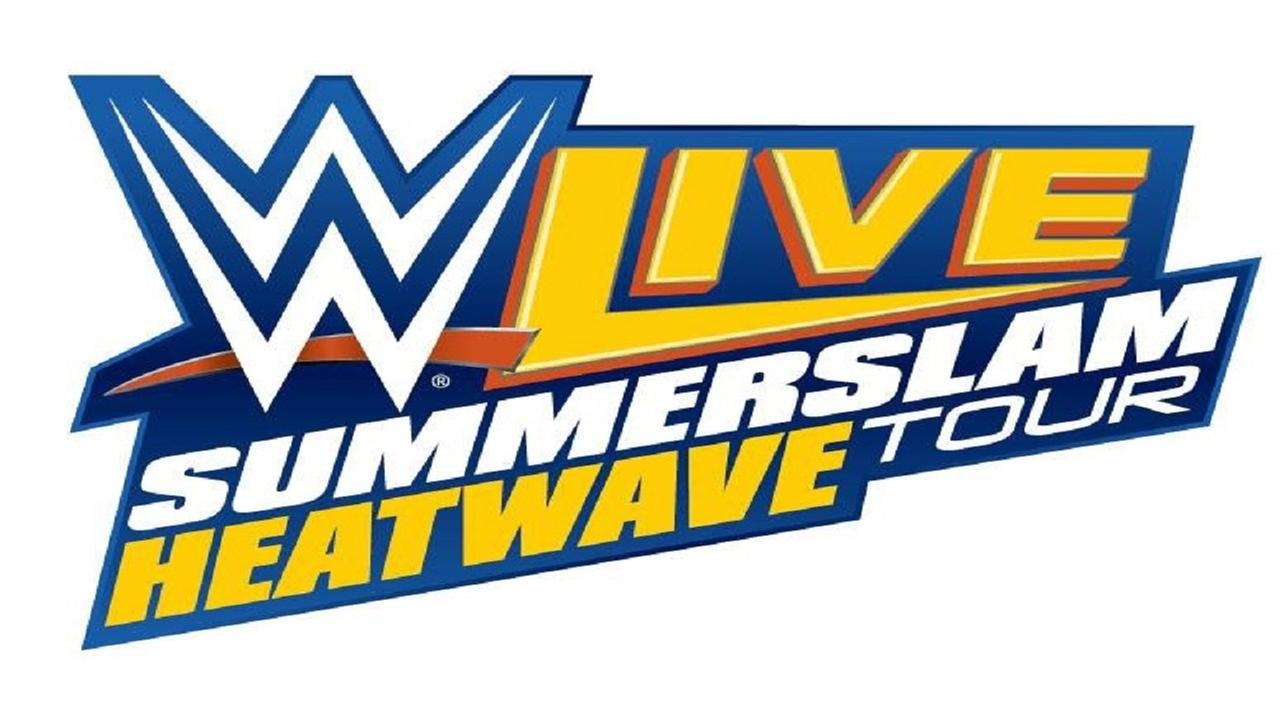 WWE Live Summerslam Heatwave Tour coming to Fresno this summer